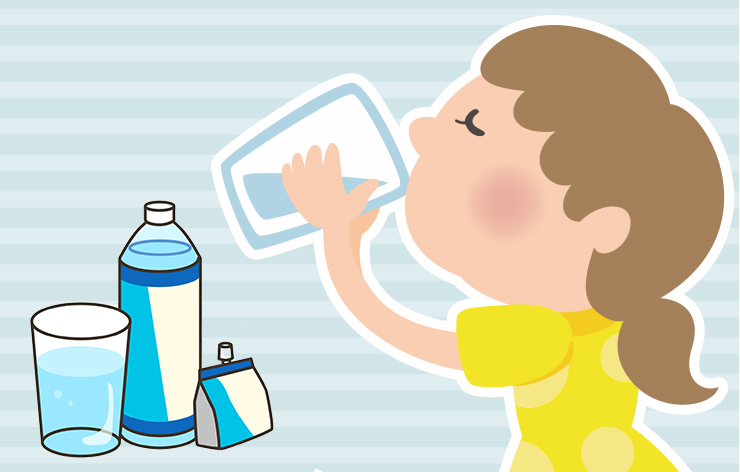 補給 水分