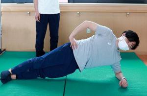 体幹トレーニング:30秒
