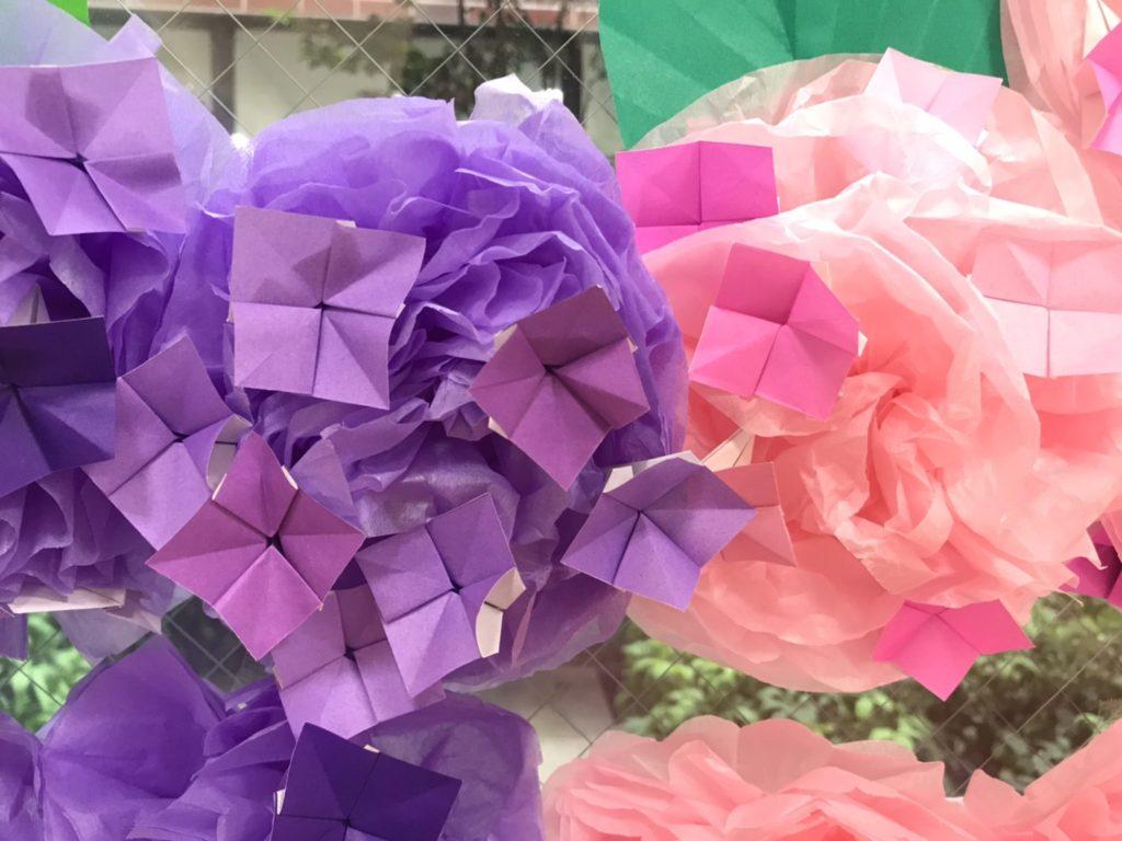デイケア紫陽花20210517