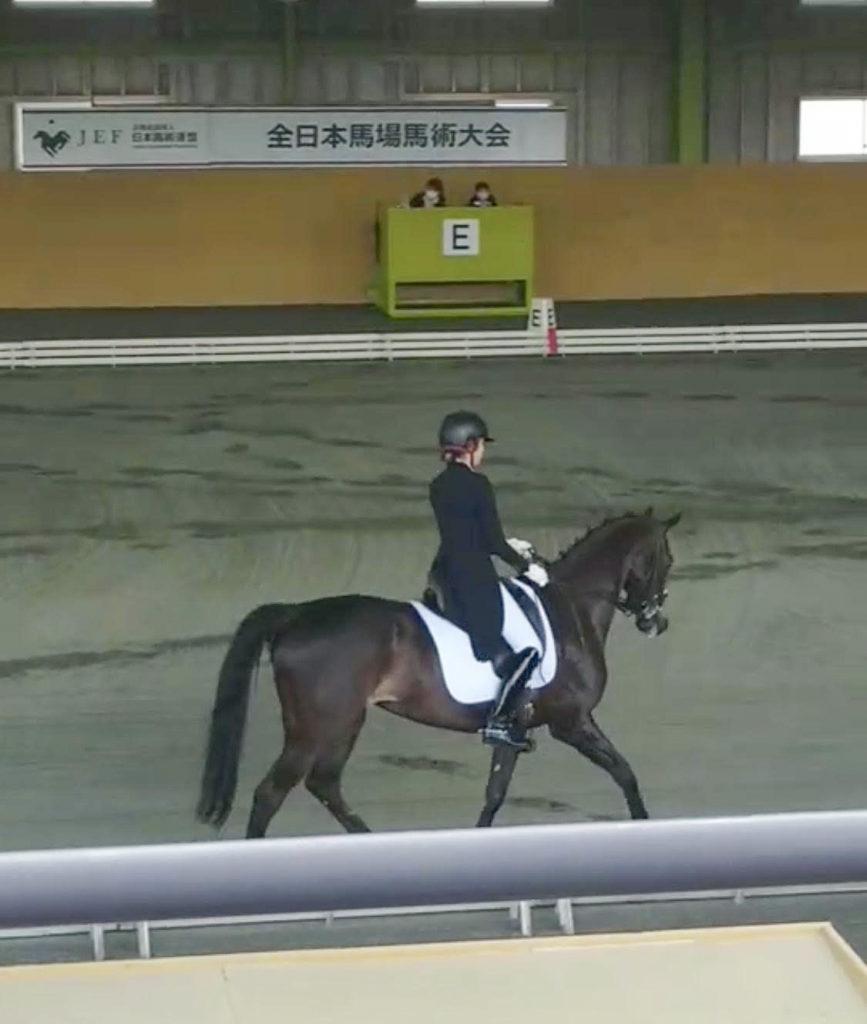 第73回全日本馬場馬術大会2021
